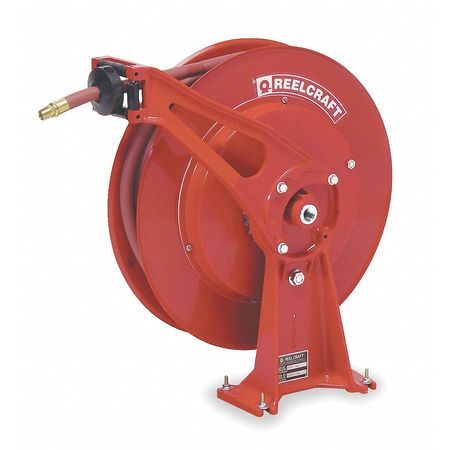 "Hose Reel, 1/2"", 50 ft, 300 psi"