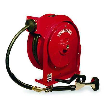 "Hose Reel, 3/8"", 35 ft, 250 psi"