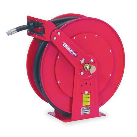 "Hose Reel, 1"", 50 ft, 50 psi"