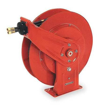 "Hose Reel, 1/4"", 45  ft L, 2, 000 psi"