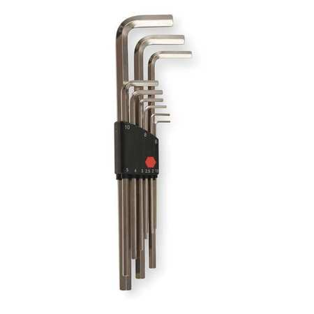 Hex Key Set, Pieces 9, M7
