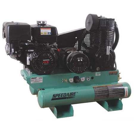 Compressor/Generator, 13 HP, 17CFM Max