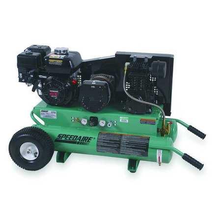 Compressor/Generator, 6.5 HP, 10.9 Max CFM