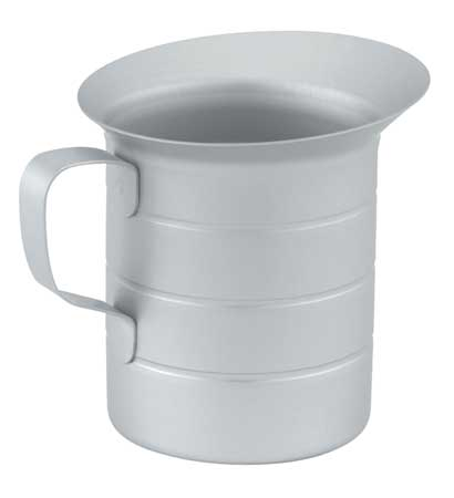 Aluminum Measuring Cup, 1/2 Qt
