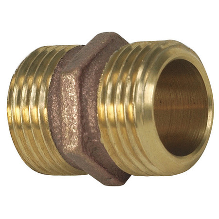 Hose To Hose Connector, Double Male