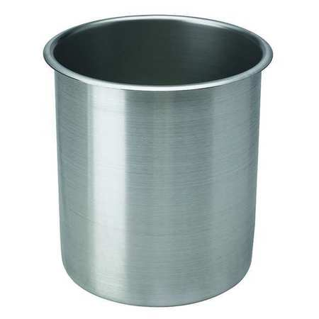 Pot, 8 1/4 Qt, D 9 3/4 In.