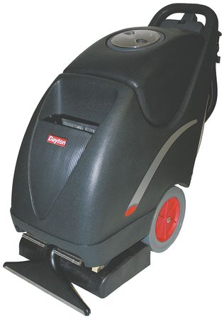 Walk Behind Carpet Extractor, 10 gal, 115V