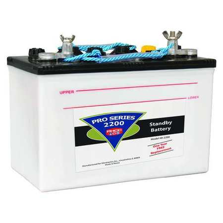 Battery, Deep Cycle