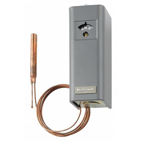 Line Voltage Mechanical Thermostat,  Heat Only,  120 to 240VAC,  1 Stage
