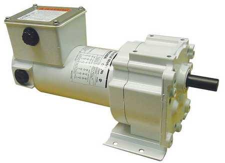 DC Gearmotor, 51 rpm, 90V, TENV