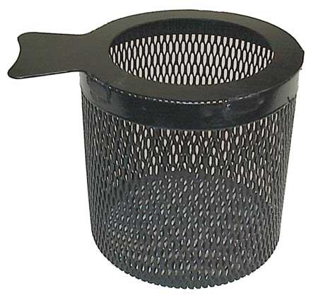 Blast Cabinet Parts Basket, 8x8 In