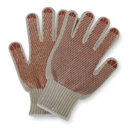 Knit Glove, Poly/Cotton, L, PR
