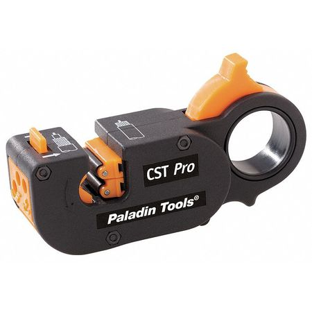 CST Pro Green Coax Stripper 3 level