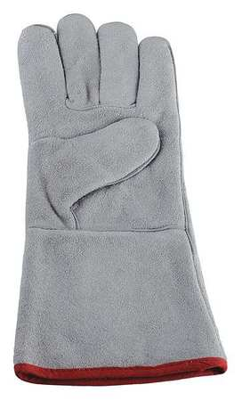 Left Hand Only Welding Glove, 14In., L