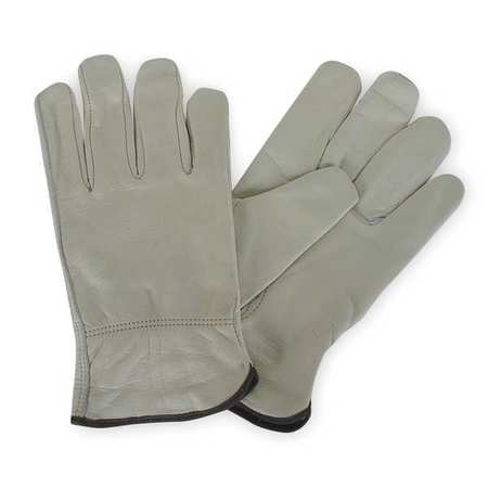 Cold Protection Gloves, L, Cream, PR