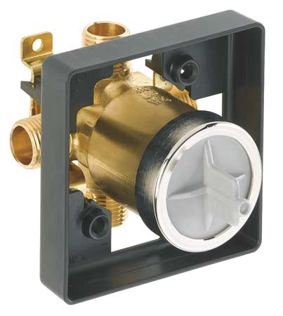 Valve Body, In-Wall, Brass