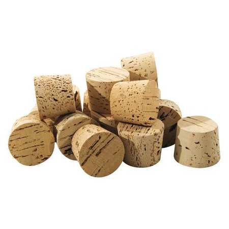 Tapered Cork, Trade Size 18, PK50