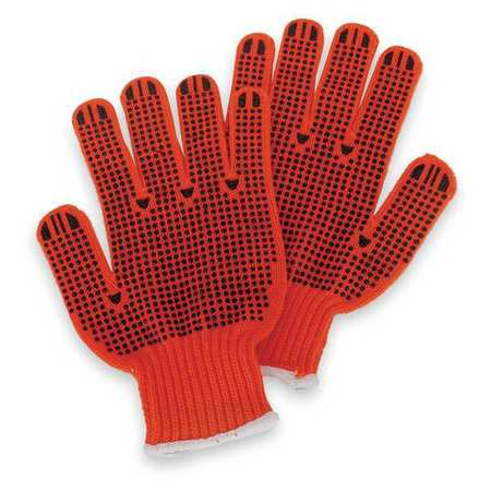 Abrasion Resist Knit Gloves, Acrylic, S, PR