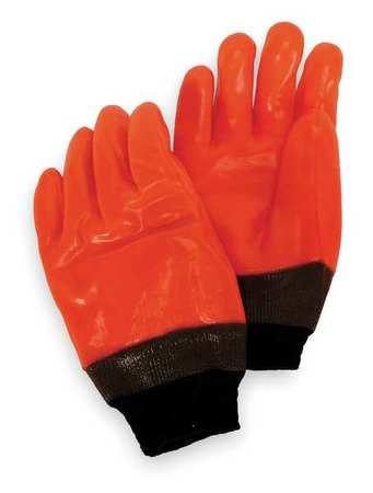 Cold Protection Gloves, L, Pr