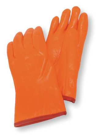 Cold Protection Gloves, L, Pr