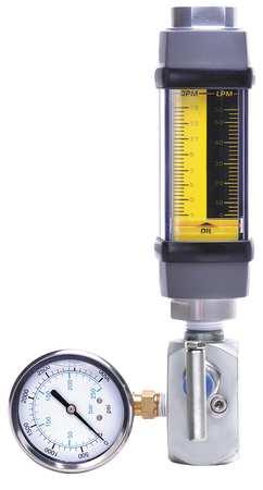 Oil Test Kit,  GPM/LPM 1-15 / 4-56