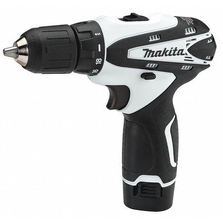Cordless Drill/Driver Kit, 12.0V, 3/8in.