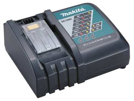Battery Charger, 18.0V, Li-Ion