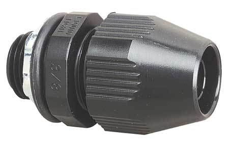 Bullet Connector, 3/8 In., Thermoplastic