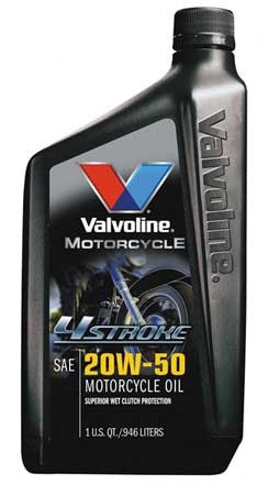 Motor Oil, ATV, 32 Oz, 20W-50