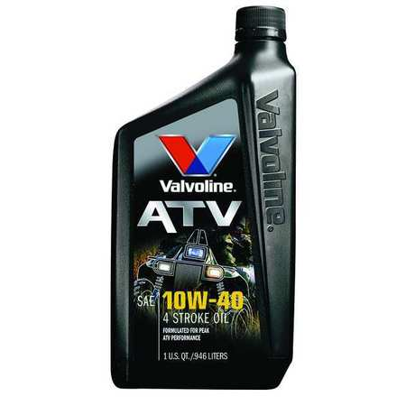 Motor Oil,  Atv,  32 Oz,  10W-40