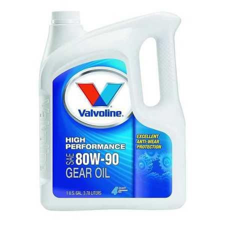 Gear Oil,  High Performance,  1 gal.,  80W-90