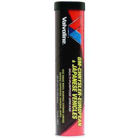 Grease, Ext Pres High Temp, 14.1 oz, Red