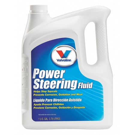 Power Steering Fluid, 1 Gal, Amber