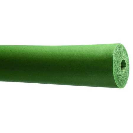 "1-1/8"" x 6 ft. Elastomeric Pipe Insulation 3/4"" Wall"