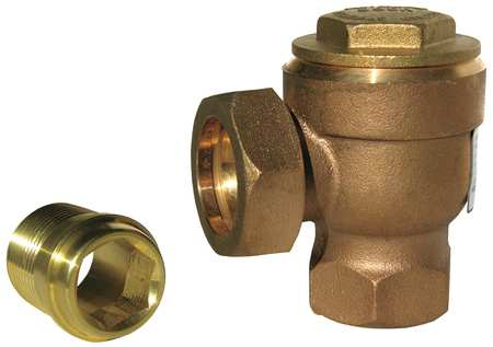 Steam Trap, 353F, Brass, 0 to 125 psi
