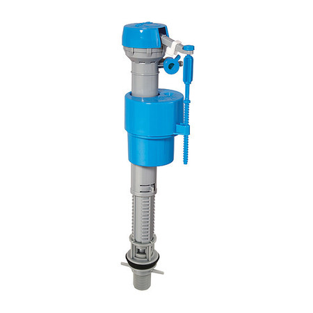 Water-saving toilet fill valve