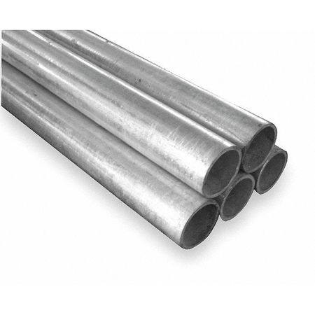 Galvanized Pipe, Dia 1.66 In, PK5