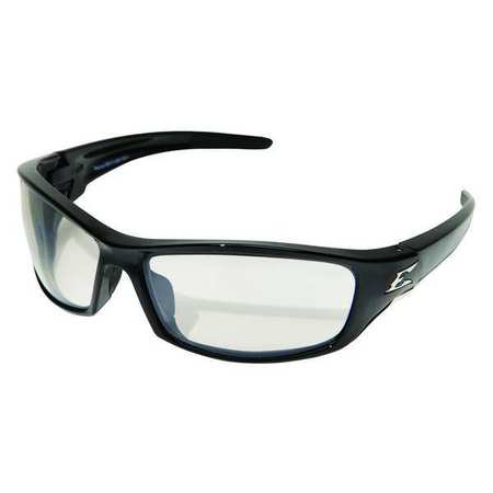Edge Eyewear Clear Safety Glasses,  Anti-Reflective,  Scratch-Resistant