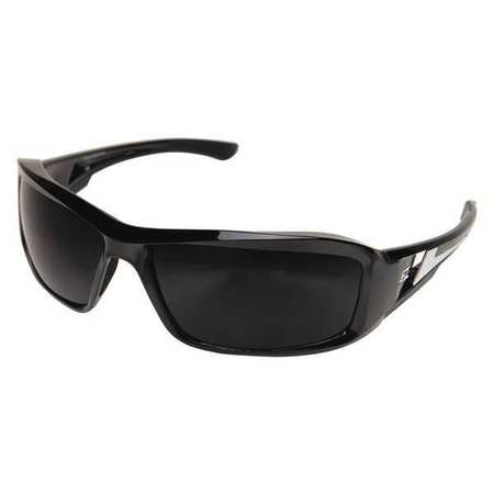 Edge Eyewear Smoke Safety Glasses,  Scratch-Resistant