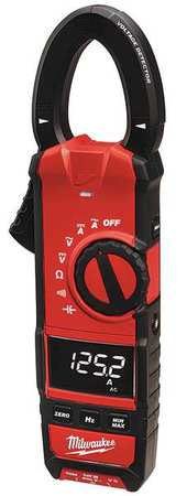 Digital Clamp Meter, 600V, 6000 Ohms