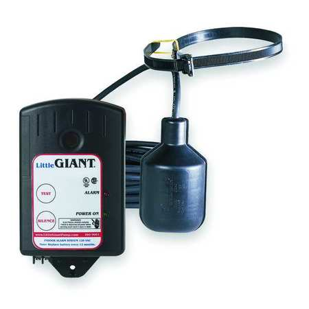Alarm, High Water, 120 V