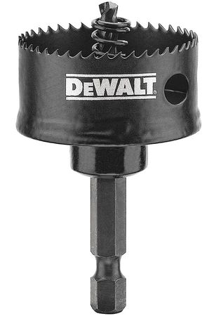 Bi-Metal Impact Hole Saw, 1-1/2 In