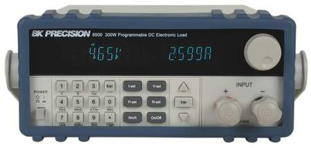Programmable DC Electronic Load, 300 W
