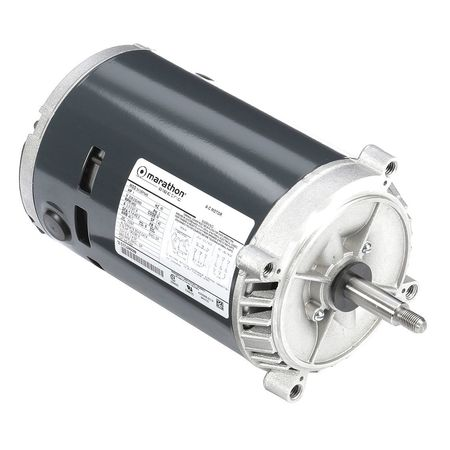 Mtr, 3 Ph, 1 HP, 3450, 208-230/460V, 56J, ODP