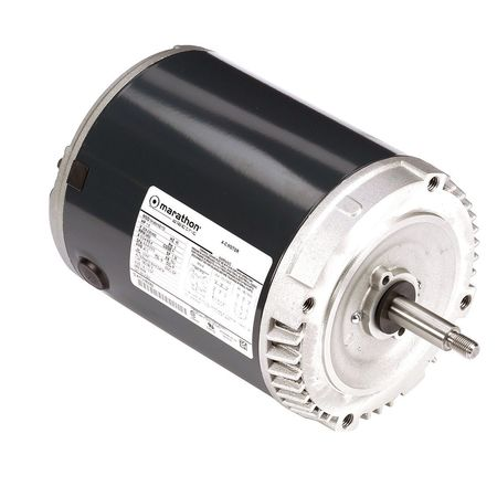 Mtr, 3 Ph, 1.5 HP, 3450, 208-230/460, 56J, ODP