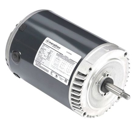 Mtr, 3 Ph, 2 HP, 3450, 208-230/460V, 56J, ODP