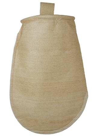 Filter Bag, Felt, Nomex, 60 gpm, 1m, PK10