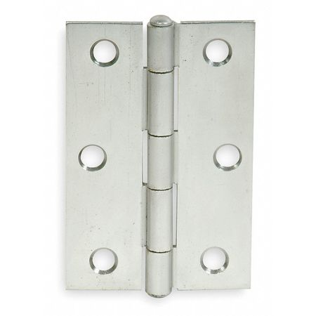 Template Hinge, Full Mortise, 3 x 2 In
