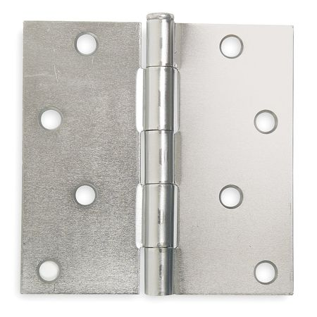 Template Hinge, Full Mortise, 4 X 4 In