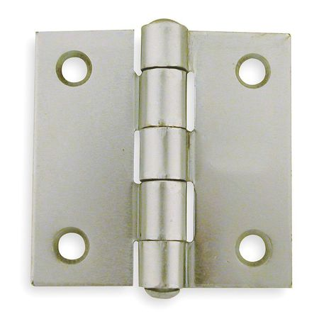 Template Hinge, Full Mortise, 2 X 2 In